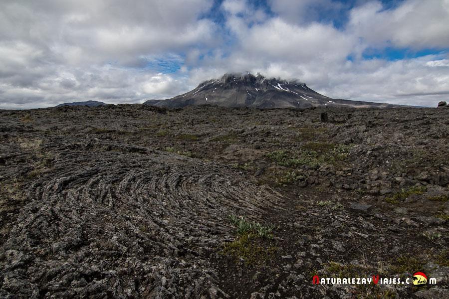 Herdubreid, Askja, Islandia