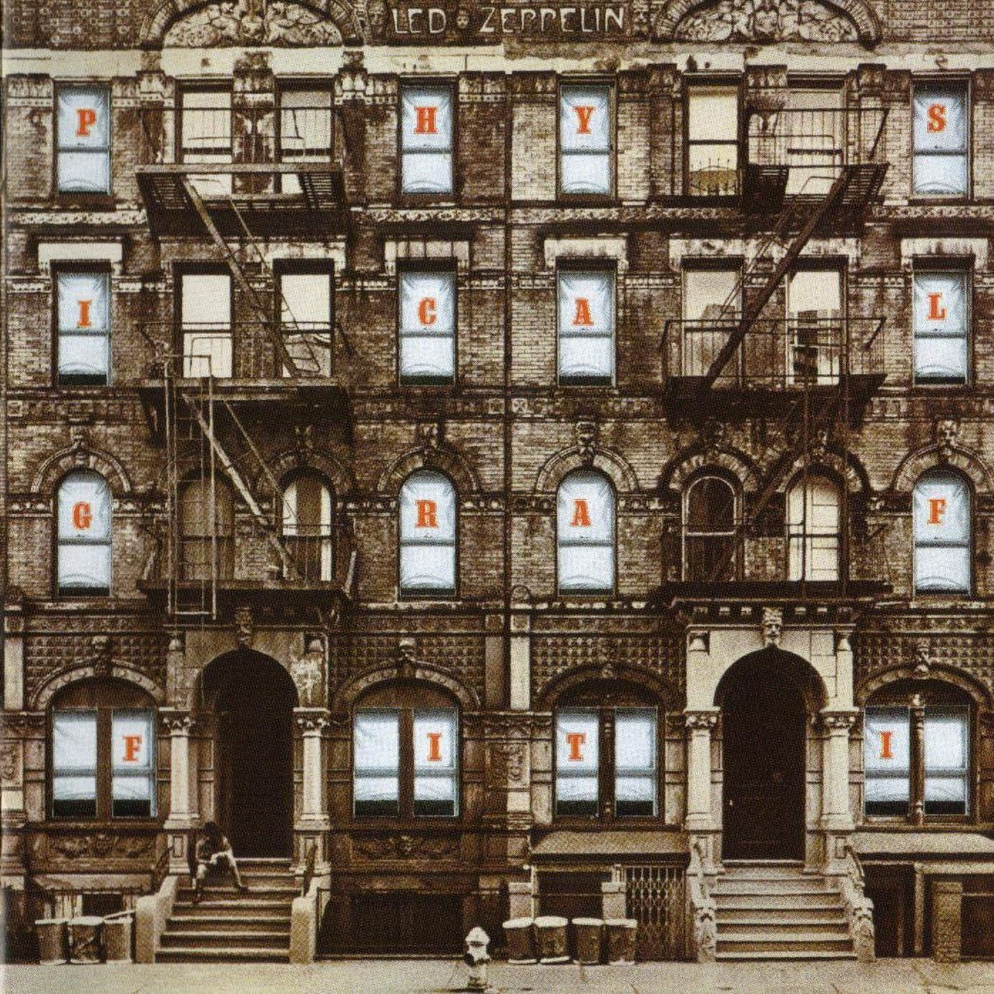 1975 - Physical Graffiti