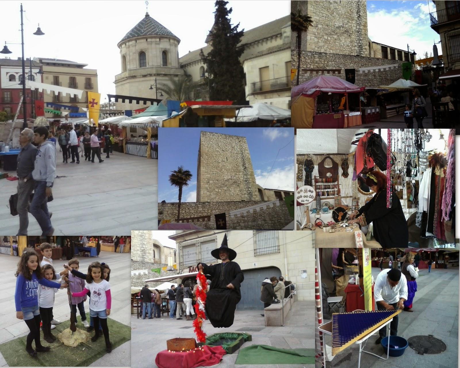 Mercado medieval de Lucena