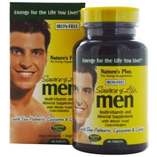 Source Of Life Men Multi-Vitamin - Tăng sức khỏe tình dục cho nam