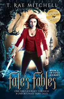 Fate's Fables by T Rae Mitchell