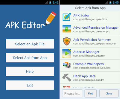 APK Editor Pro Apk Android