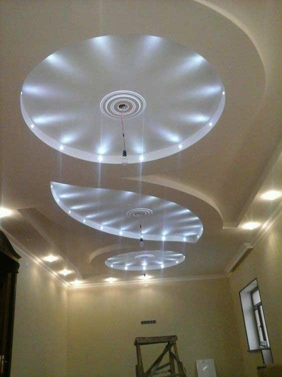 Best plaster of Paris ceiling designs