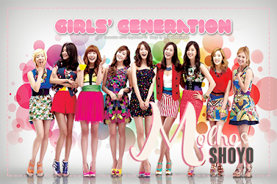 Molho Shoyo: Musica do Dia: Girls Generation