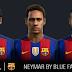 PES 2013 Neymar Da Silva Face & New Hair By Blue FM