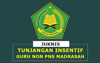 juknis insentif guru non pns madrasah 2018