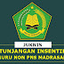 Juknis Pemberian Tunjangan Insentif Bagi Guru Non PNS Pada Madrasah Tahun 2018