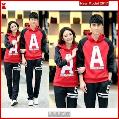 BJR162 B Baju Couple Sweater Murah Grosir BMG