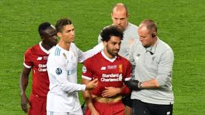 Salah travels to Spain for treatment