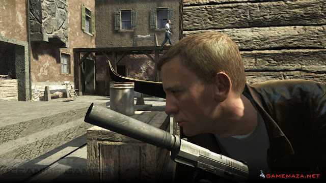 007 Quantum of Solace Gameplay Screenshot 1