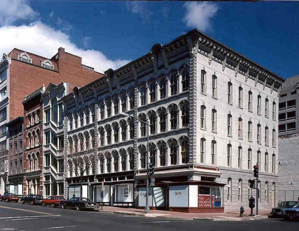 Washington DC design, Mary Oehrlein, Architect of the Capitol, Penn Quarter commercial real estate