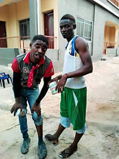 Imsu Students Go Wild On Rag Day; Checkout Pictures Of The Craziest Ragger.