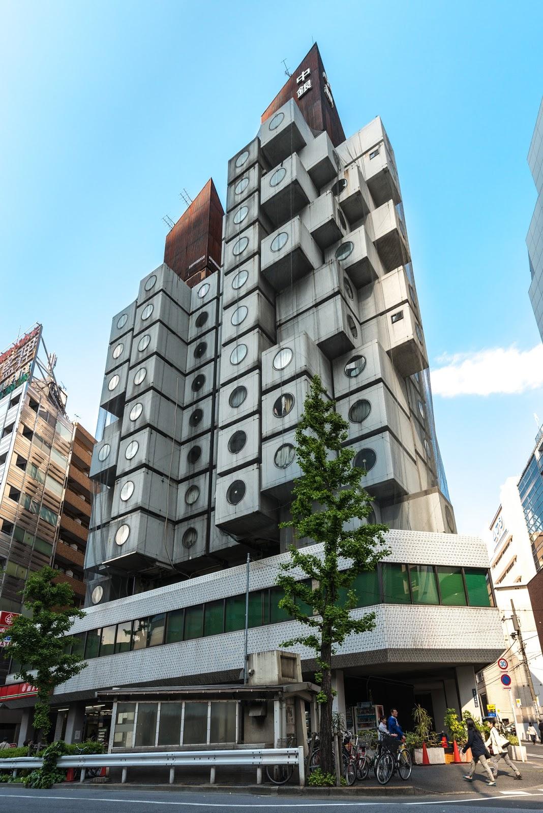 japan architecture japanese metabolism buildings lego nakagin rife wonderful delightful evasive knows alice could