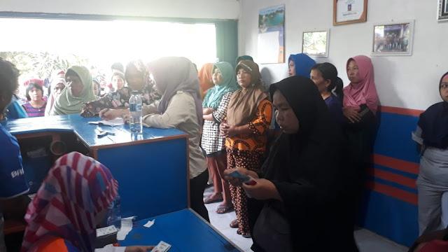 131 KPM di Desa NTB OI Cairkan PKH