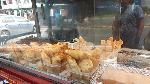 puertorikanisch essen: Kioscos am Straßenrand sind Geheimtipps
