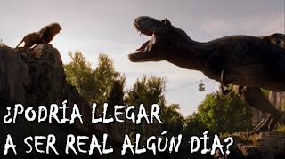 Jurassic World (El Reino Caído) - ¿Será posible clonar dinosaurios en la vida real?