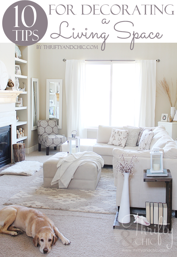 Thrifty and Chic - DIY Projects and Home Decor  Thrifty Bedroom Ideas