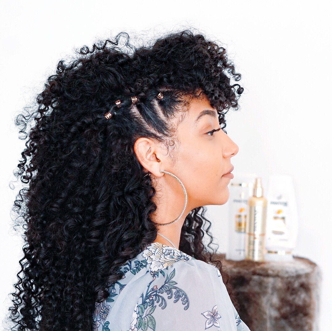 Side-Pinned-Curly-Hairstyle