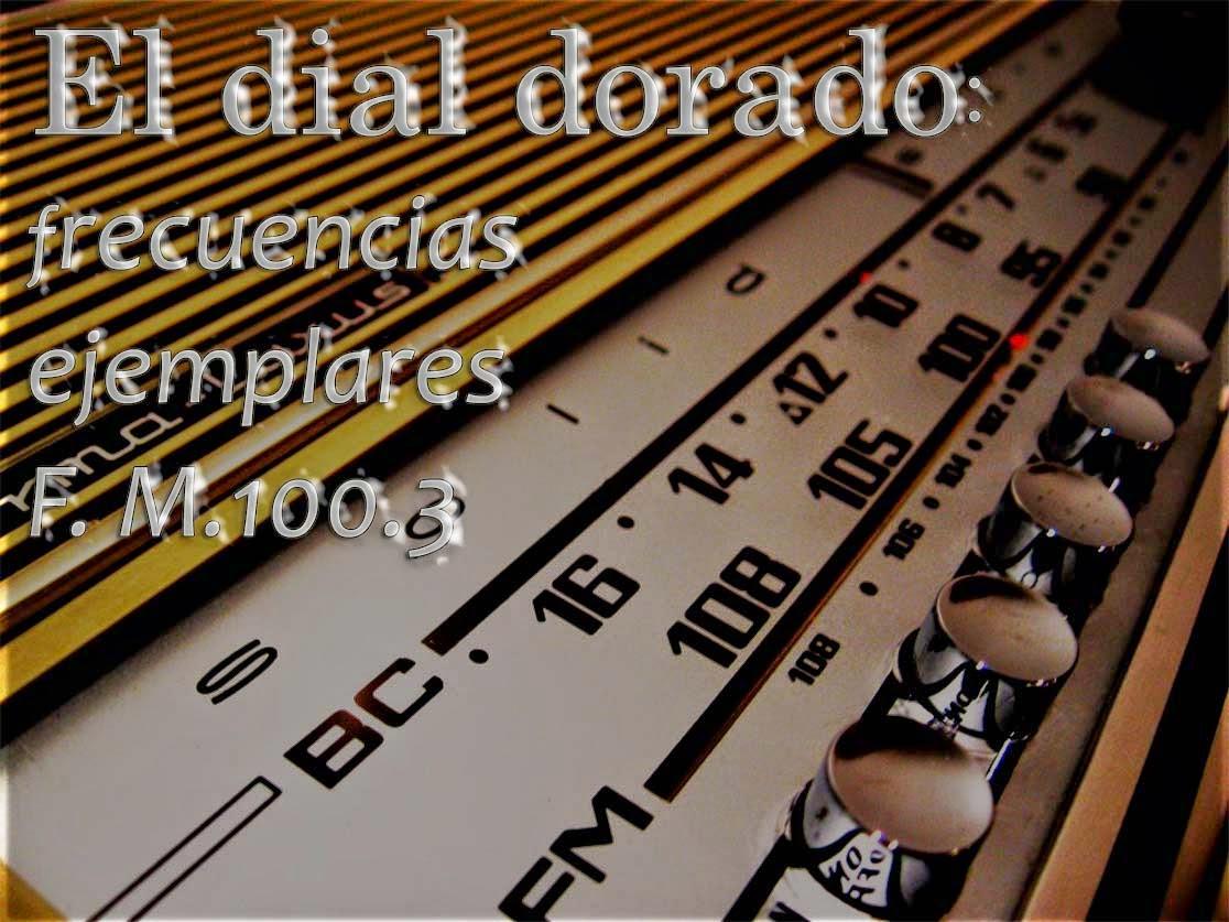 El dial dorado, frecuencias ejemplares, Ancile