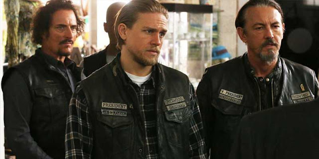 Los Lunes Seriéfilos - Sons of Anarchy