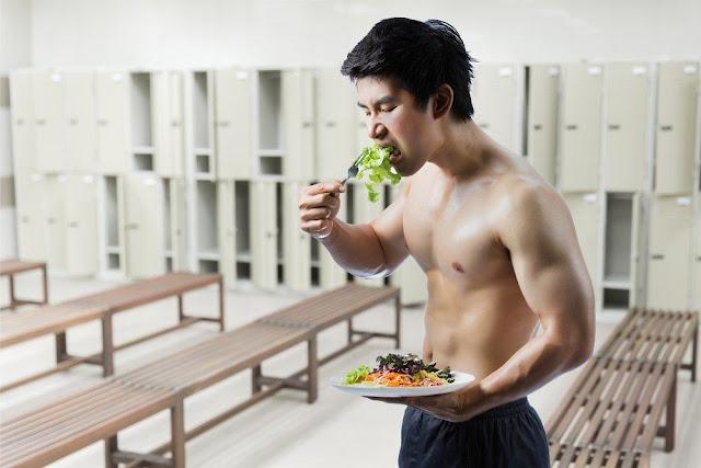 Makan Sebelum Atau Sesudah Olahraga