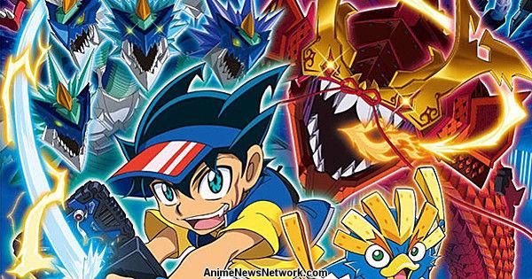 Anime Bakutsuri Bar Hunter Menambahkan 3 Anggota Pemain Baru