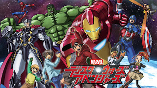 Marvel Disk Wars: The Avengers – Todos os Episódios