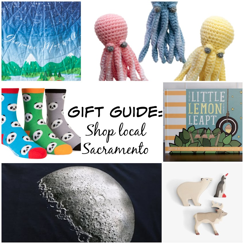 Local Holiday Gift Guide: the littles