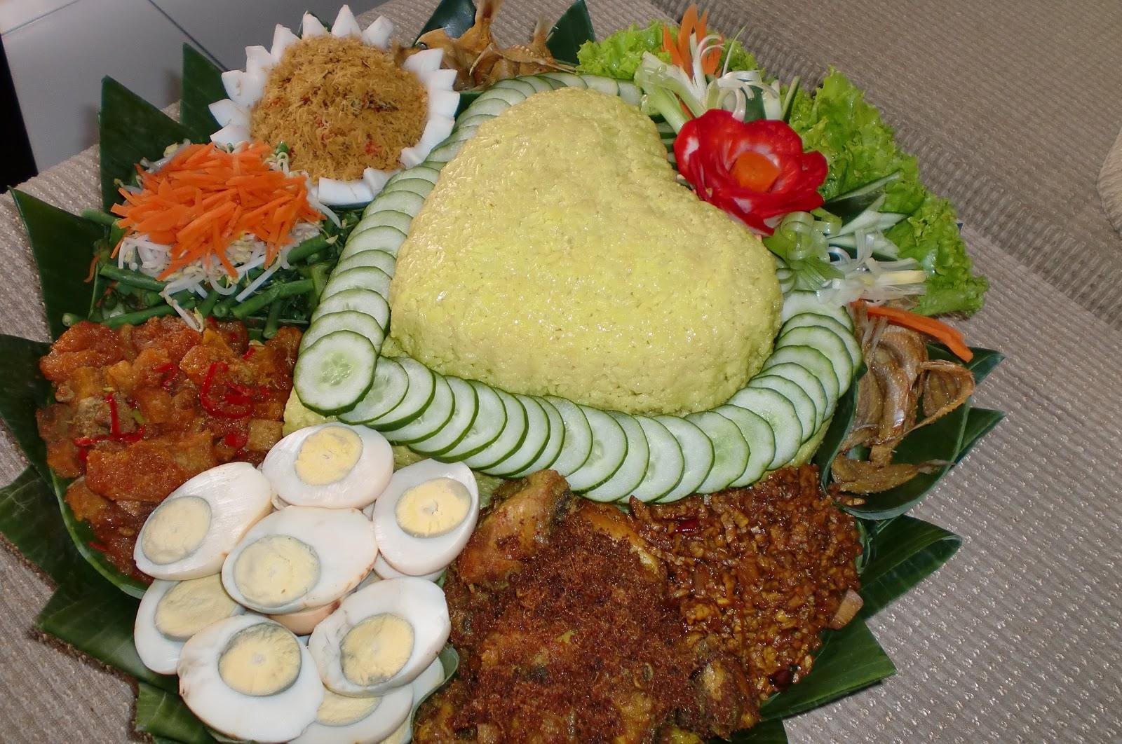 Nasi Tumpeng Cake Ideas And Designs