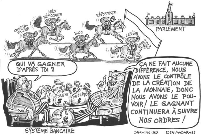 BANQUES CORRUPTRICES !