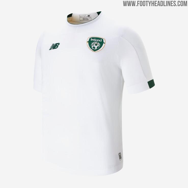 Ireland 2019 Away Kit Revealed - Footy Headlines