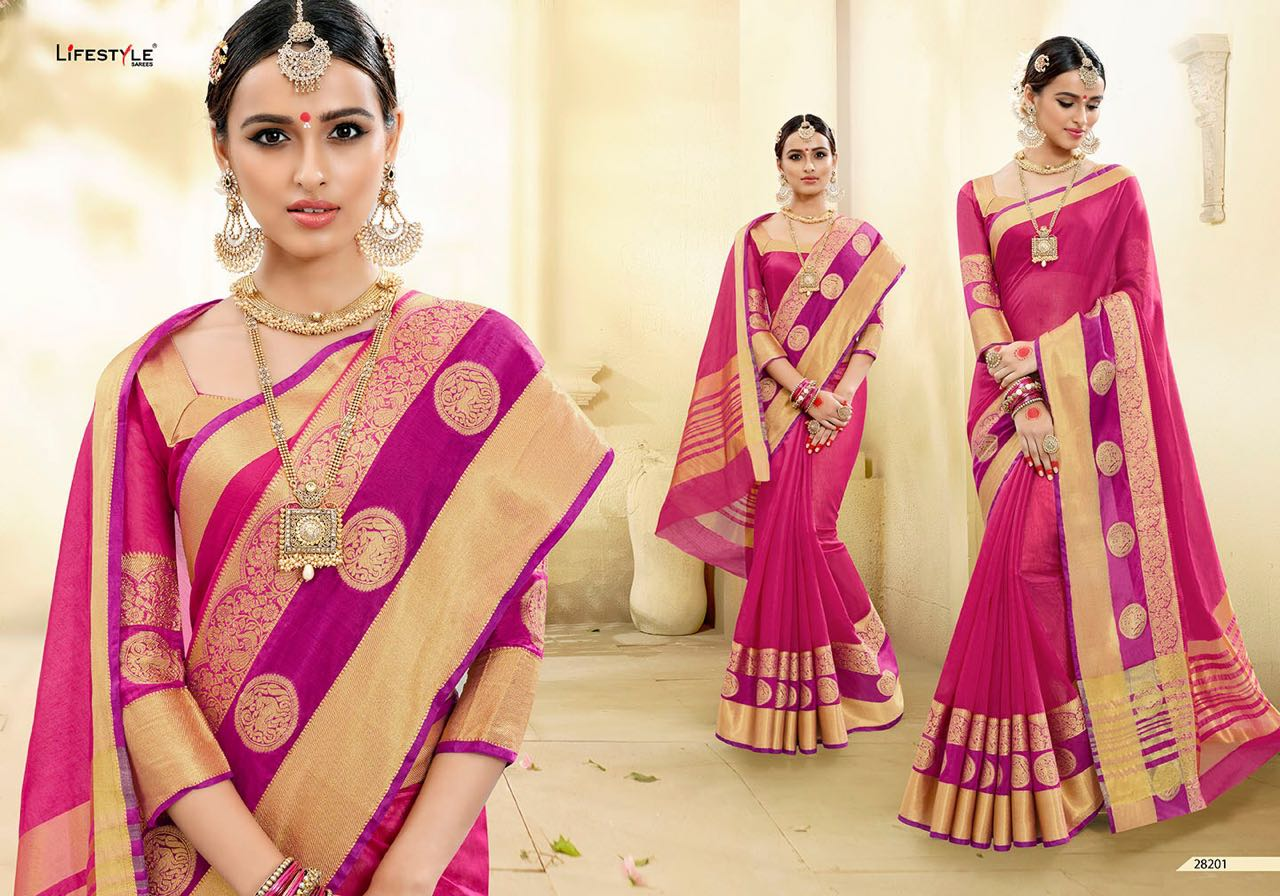 Lavanyam Vol 2 – Unique Glamour Stylish Quality Sarees Buy Online