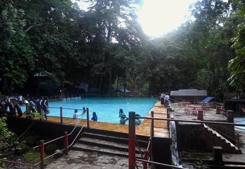 Wisata Mata Air Eremerasa Kabupaten Bantaeng