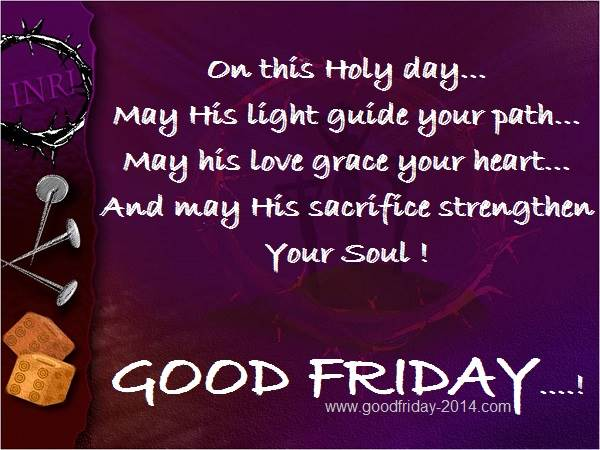 Good Friday SMS: Top Good Friday SMS for Sharing Facebook And Whatsapp 2016
