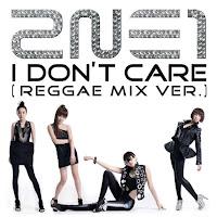 2009.09.03 I Don't Care (Reggae Remix)