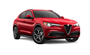 Alfa Romeo Stelvio   $ 43,240