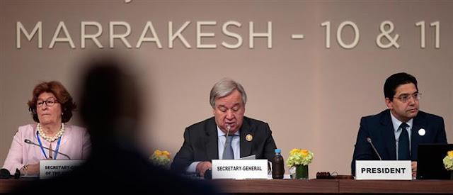 Παγκόσμιο Σύμφωνο ΟΗΕ για την μετανάστευση - Πλήρης μετάφραση