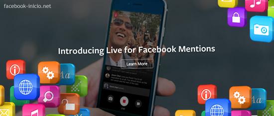 tres aplicaciones de Facebook