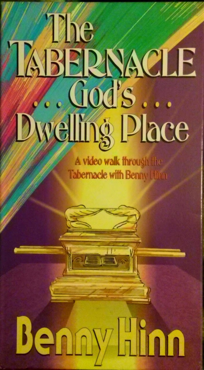 dvd tabernaculo benny hinn