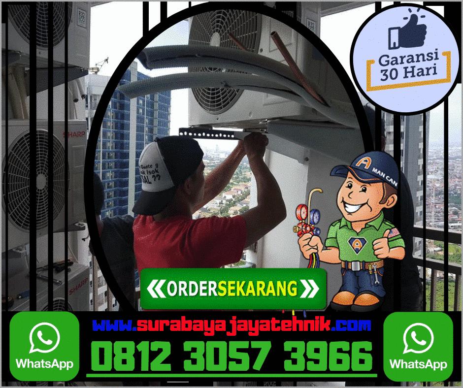 0812 3057 3966 - Pasang AC Surabaya Timur Murah Meliputi Wilayah Gubeng, Gununganyar, Mulyorejo, Rungkut, Sukolilo, Tambak Sari, Tenggilis Mejoyo Dan Sekitarnya.