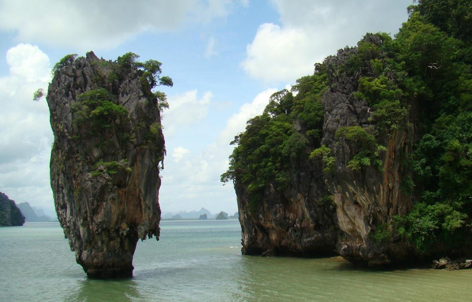 Ko Tapu Rock Quot James Bond Island Quot Geology Page