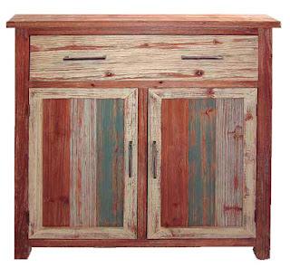 Mueble Recibidor 1 Cajon 2 Puertas colores Factori