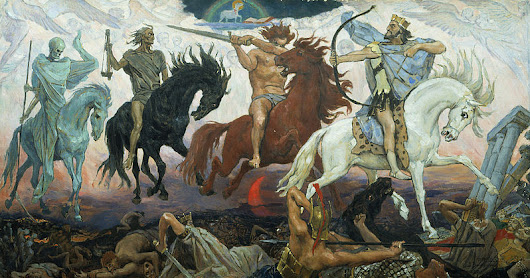 Dead Tree Edition: The Four Horsemen of Publishing
