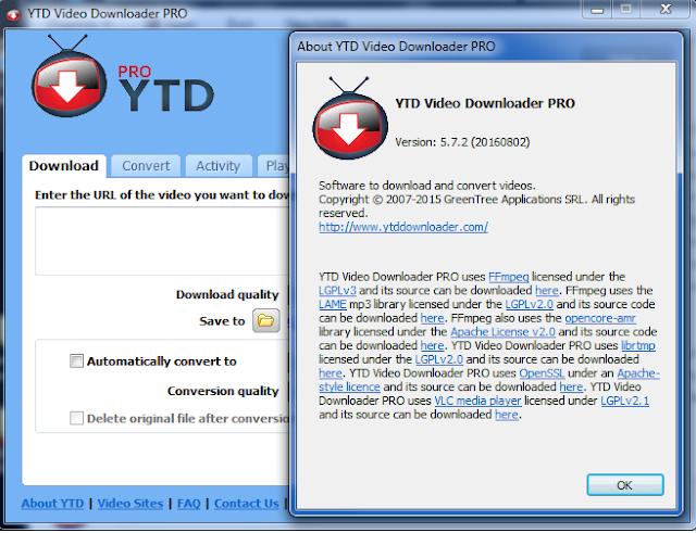 Download YTD Video Downloader free video downloader