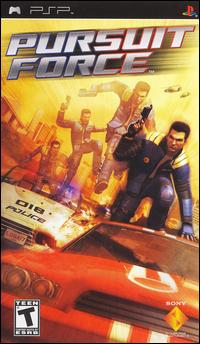 Pursuit Force [PSP] (ISO) Español [MEGA]