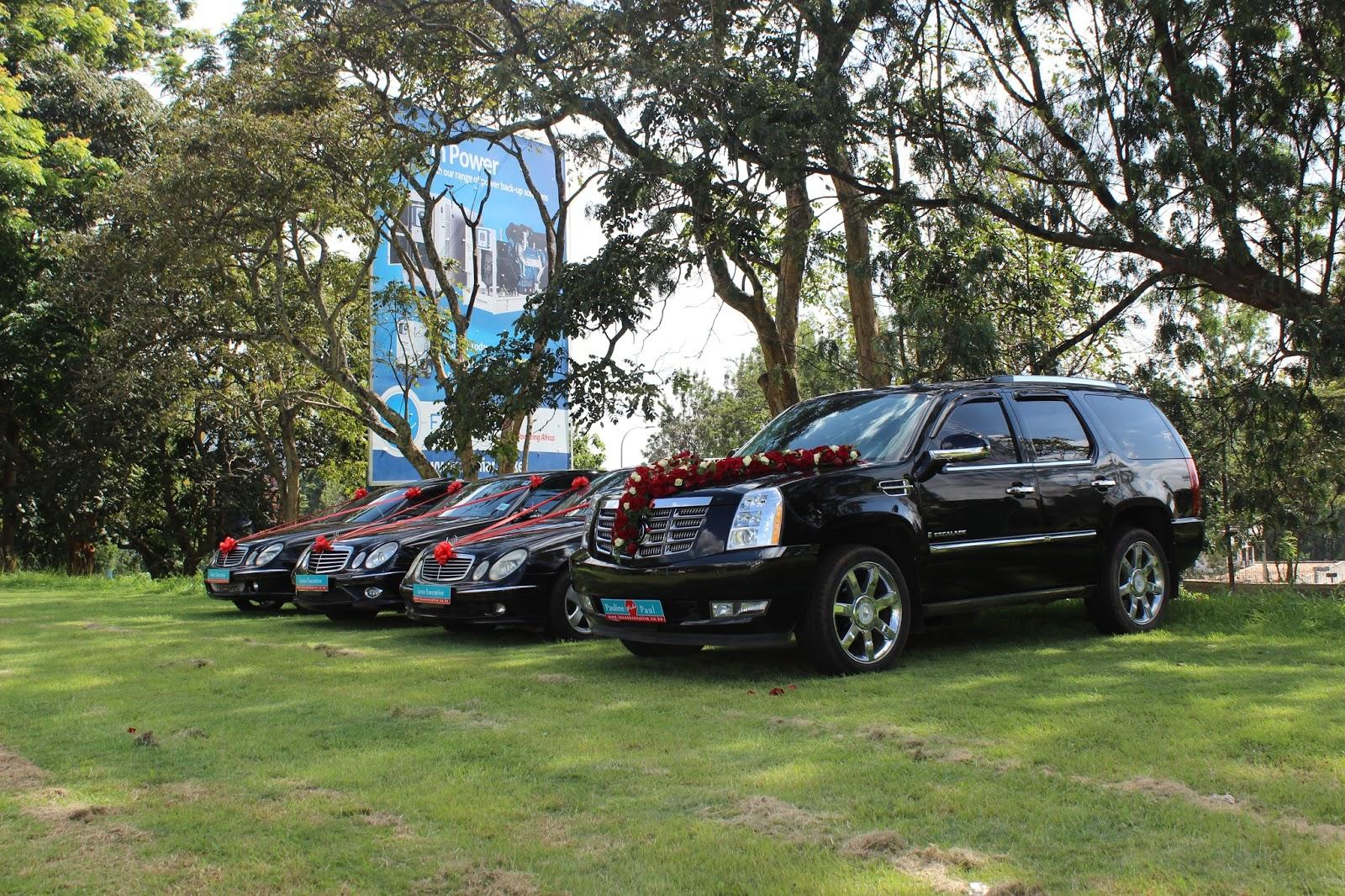Wedding Cars By Lesus Executive Car Hire