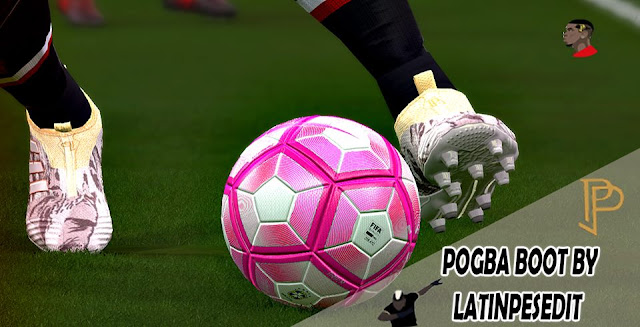 PES 2017 Pogba Boot Official 2018