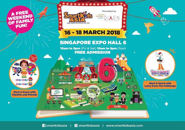 Cheekiemonkies: Singapore Parenting & Lifestyle Blog: Take Your Pick ...