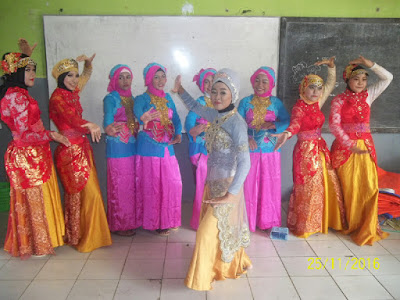 Siswa Madrasah Jago Sinden Jaipongan