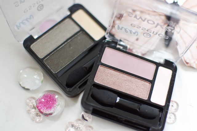 die neuen Nuancen der essence smokey eyes Set